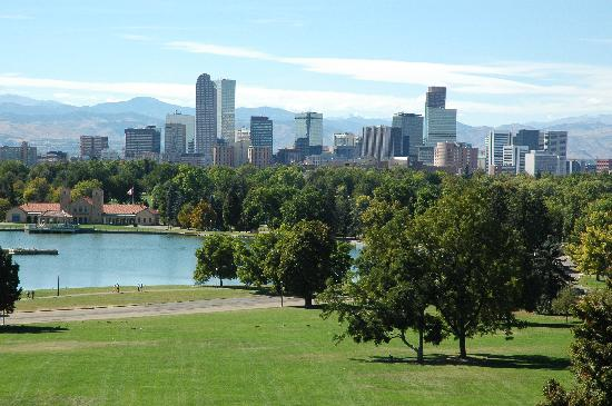 Denver, Mile-High City
